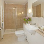 Serviced Apartments Bathroom
