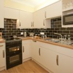 Kitchen Serviced Apartments