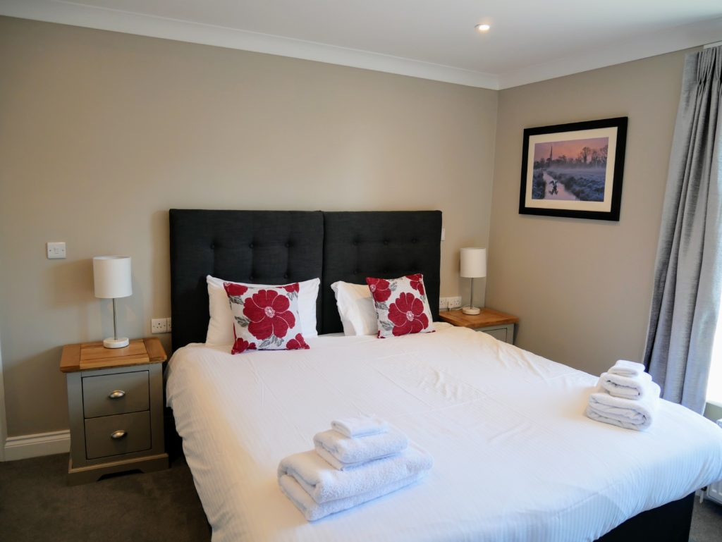 Peartree Serviced Apartments - Our Apartment Types